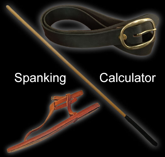 Spanking Calculator image