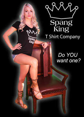 Spang King T Shirt Banner