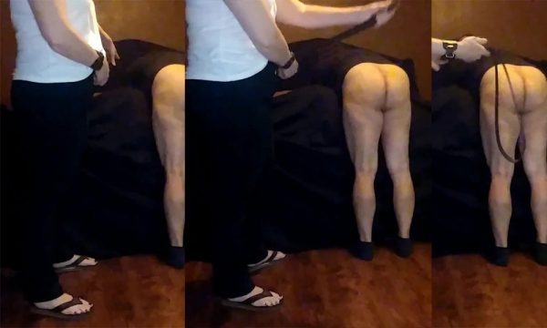 fm belt spanking
