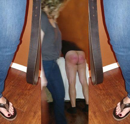 wife who spanks