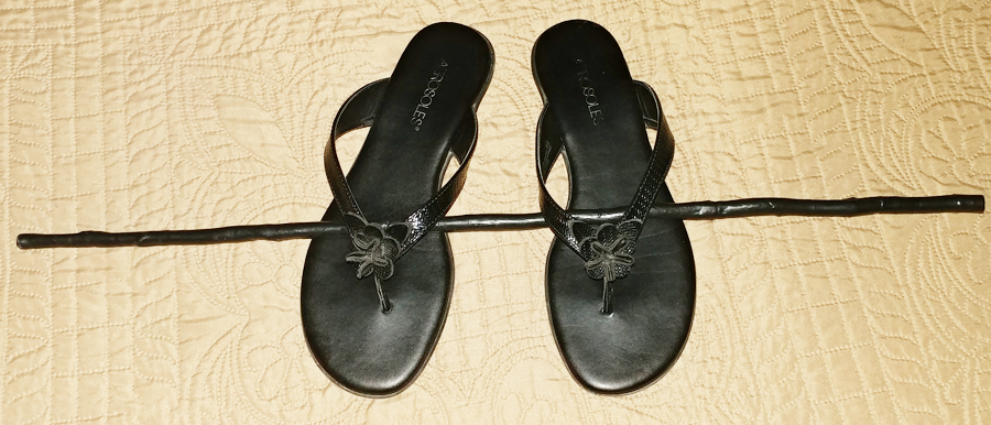 wicked switch and matching sandals