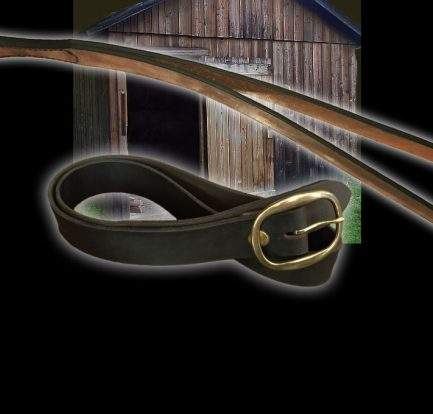 leather belt & strap