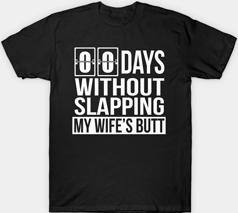 zero days t shirt
