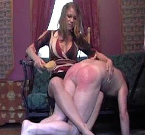 fm otk bath brush spanking