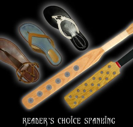 spanking sandals and paddles